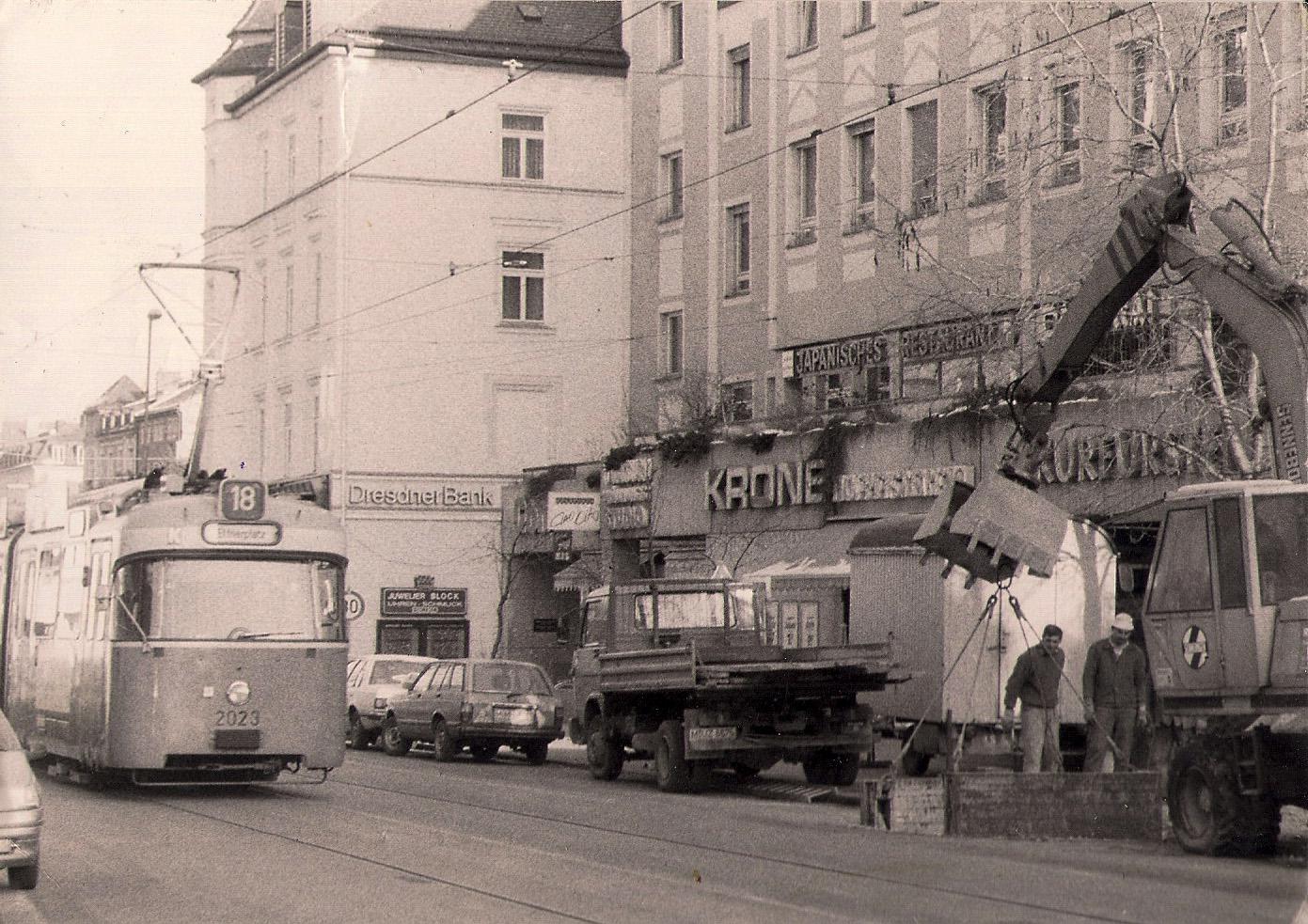 Krone -Tengelmann alt